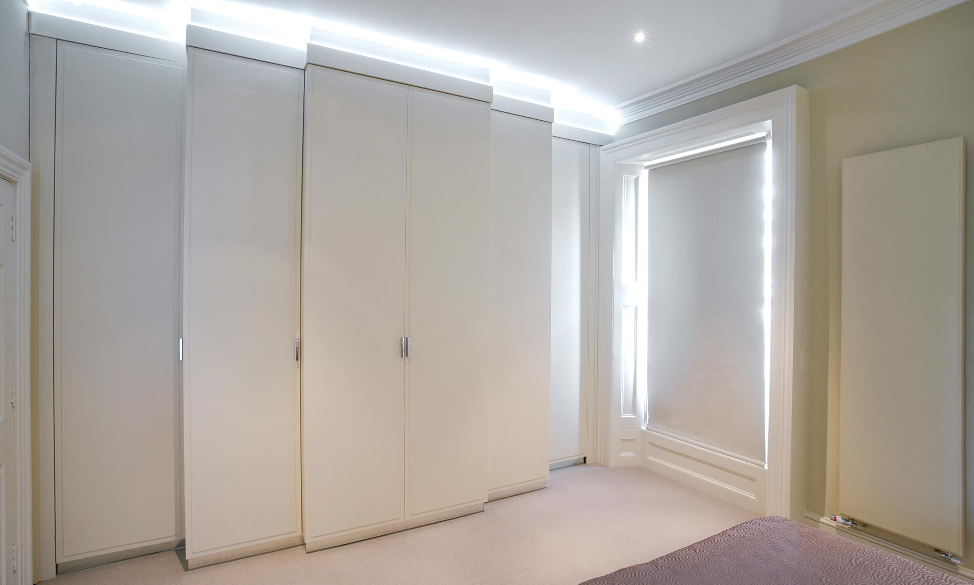 Fitted Bespoke Wardrobes Ideas Photo Gallery Lentine