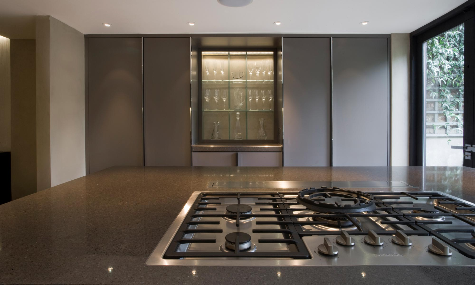 Bespoke kitchens london by wyndham design for Kitchen design london