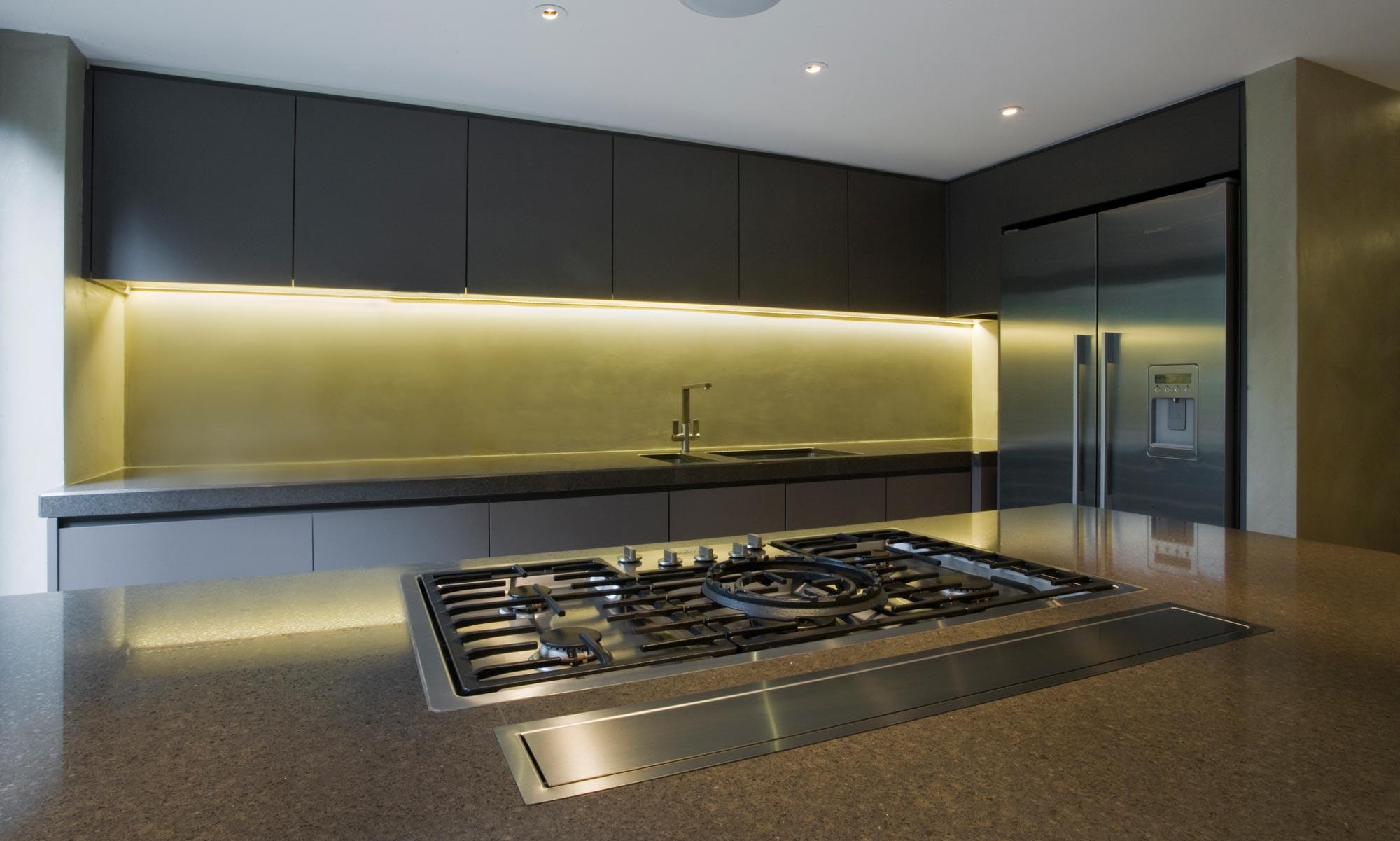 Bespoke kitchens london by wyndham design for Bespoke kitchen design