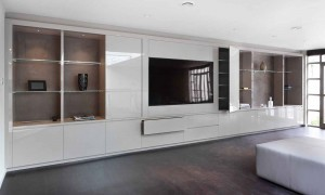 Bespoke Media Cabinets
