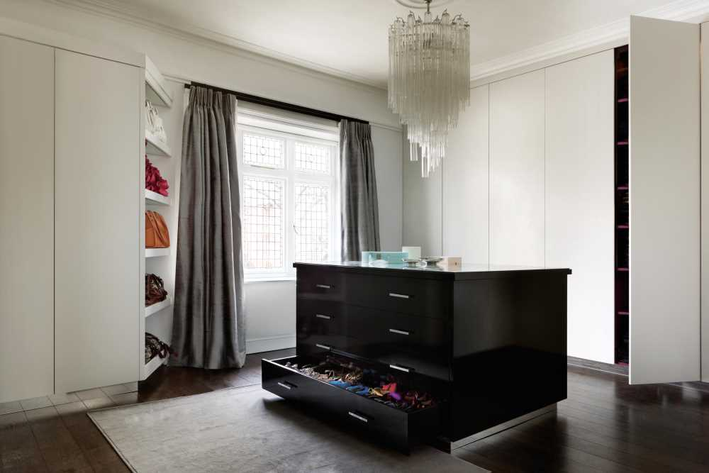 Walk In Wardrobe London - Wyndham Design