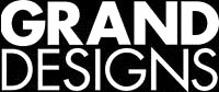 Grand Designs bespoke wardrobes london logo