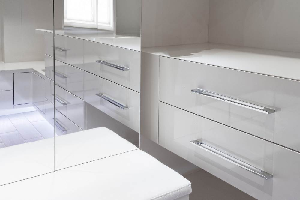 Bespoke Wardrobes & Draws by Wyndham Design