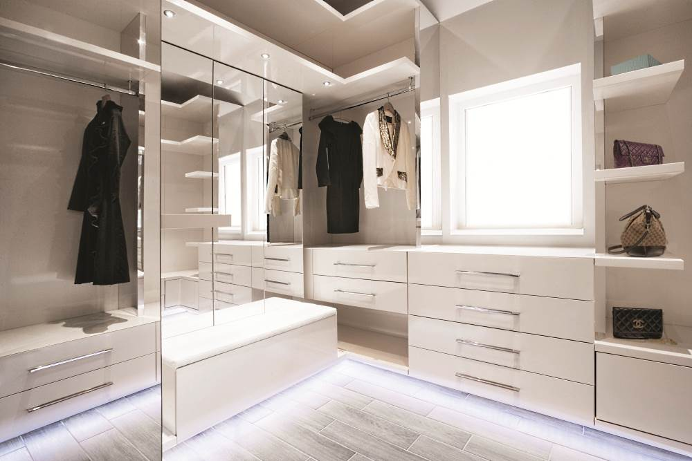 Bespoke Wardrobe Review of Wyndham Design London